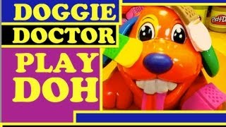 Play Doh Doggy Doctor, Play-Doh Toy Review by Mike Mozart of TheToyChannel