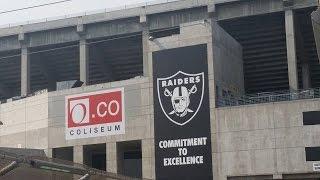 Oakland Raiders Home Opener 2015