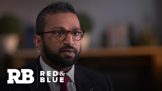 CBS News Exclusive: White House staffer Kash Patel denies he was back channel to Trump on Ukraine