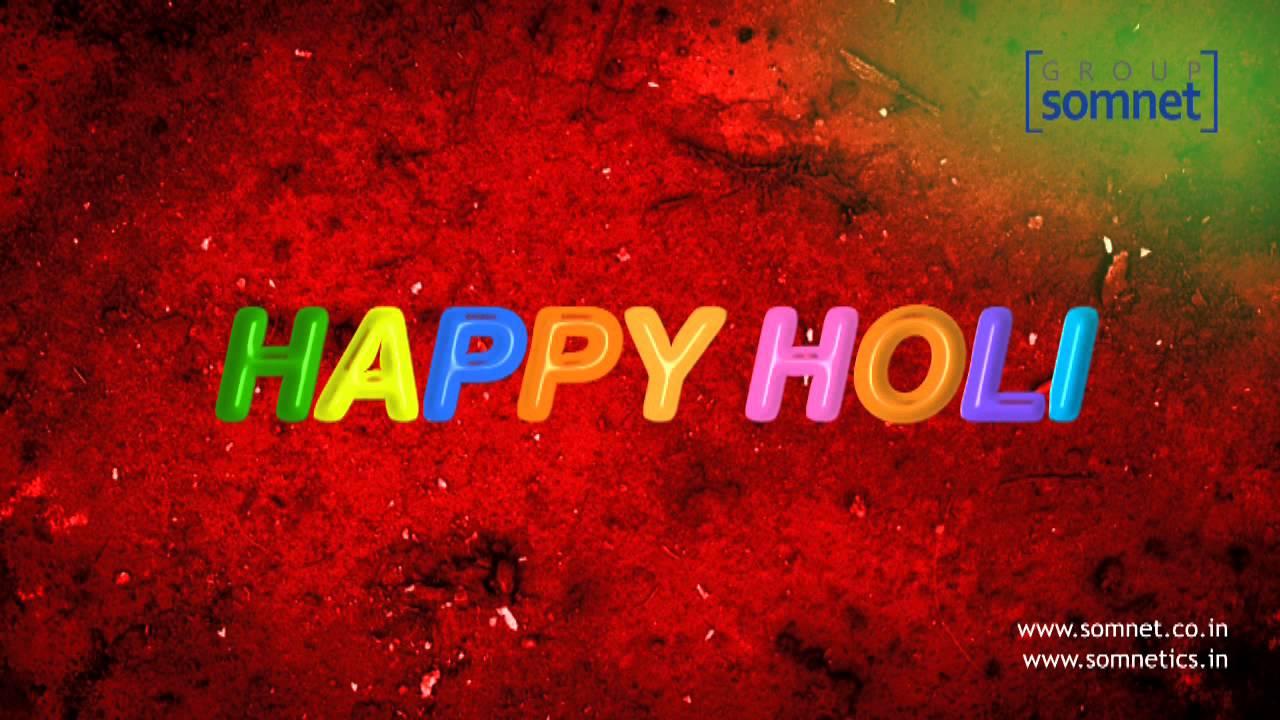 Holi greetings youtube holi greetings m4hsunfo