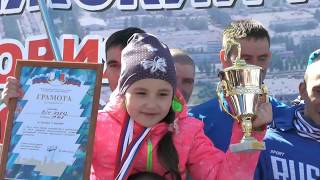 49 легкоатлетическая эстафета  Заволжского района 2018 г.Ульяновск