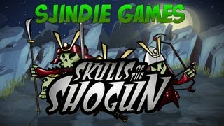 Sjindie Games - Skulls of the Shogun