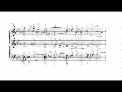 Bach, Ricercar a 6 (from The Musical Offering, BWV 1079), slide show
