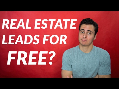 Free Real Estate Leads? [Here's How She Did It]🔥 🔥
