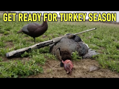 Turkey Hunting Prep | Turkey Hunting For Beginners