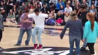 Yvng Homie At Lit Session Pep Rally MP3