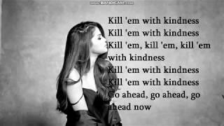 Selena Gomez   Kill