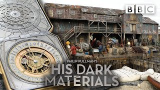 Building Lyra's World with amazing production design   His Dark Materials   BBC