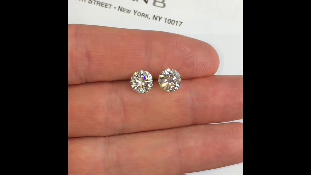 quality size shapes different diamond moissanite watch youtube vs color and