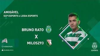 Amigável #FIFA20 | SCP Esports vs Legia Esports