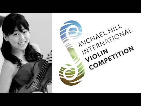 2015 Semi-Final Round I: Competitor #8 Natsumi Tsuboi - Bach: Ciaccona from Partita No 2 in D minor