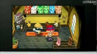 Animal Crossing 3DS : Nintendo Direct 21 avril 2012 - Traduction