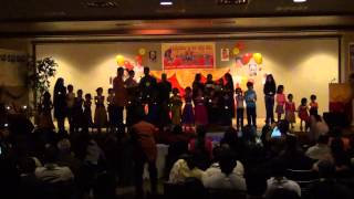 SKK Deepawali and Karnataka Rajyotsava 2013 - Hachevu Kannadada Deepa