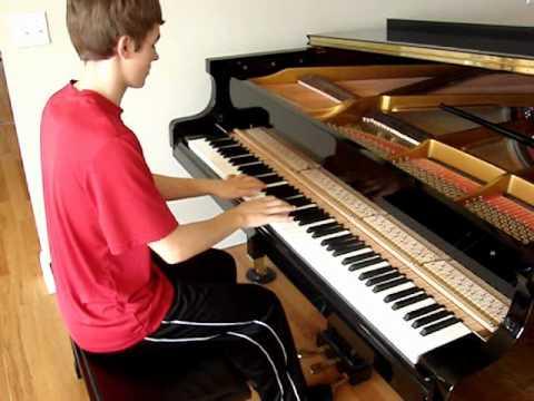 Plain White T's: 1, 2, 3, 4 Piano Cover