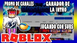🔴ROBLOX'✅ BC WINNER BY INTRO✅🌟PROMOS🌟🎮 PLAYING ON VIP SERVER🎮