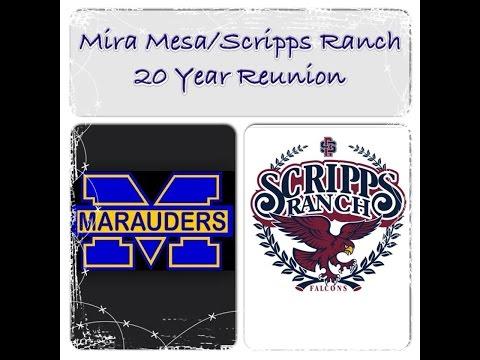 Mira Mesa & Scripps Ranch High School Reunion 1994