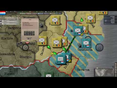 Hearts of Iron III TFH Luxembourg One Tag WC Ep08