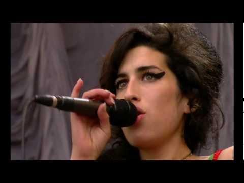 Wake up alone - Amy Winehouse - Glastonbury 2007 LIVE