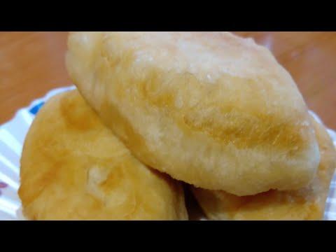 Пирожки с  солеными груздями.