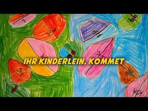 Ihr Kinderlein, kommet (karaoke) | Deutsche Weihnachtslieder