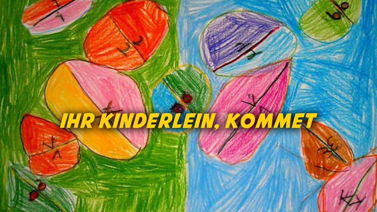 Ihr Kinderlein, kommet (karaoke) | Deutsche Weihnachtslieder - YouTube