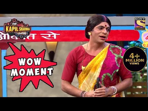Rinku Devi Is Hooked By Irr Khan's One Look  The Kapil Sharma