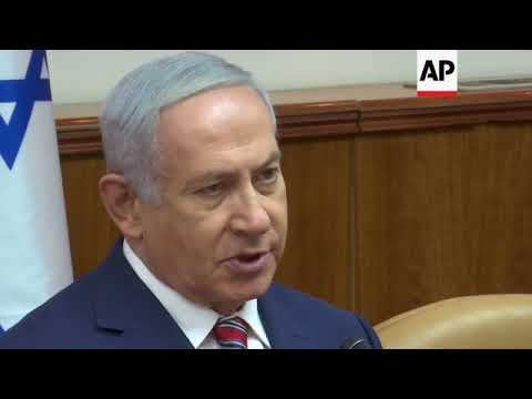 Netanyahu: We Have Discussed Syria-Israel Border Situation With US, Russia