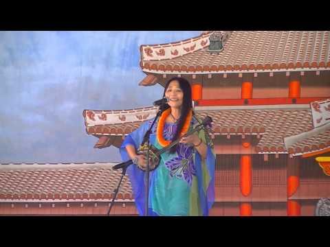 Okinawan Festival   Lucy   Radio Okinawa   Miuta Taisho Winner