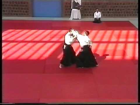 4th Dan examination, April 2004