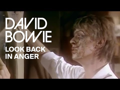David Bowie - Look Back In Anger [OFFICIAL VIDEO]