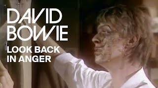 Смотреть клип David Bowie - Look Back In Anger