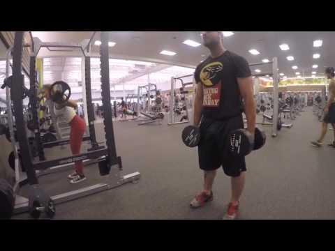 Leg Workout Full Routine w/ MDFIT