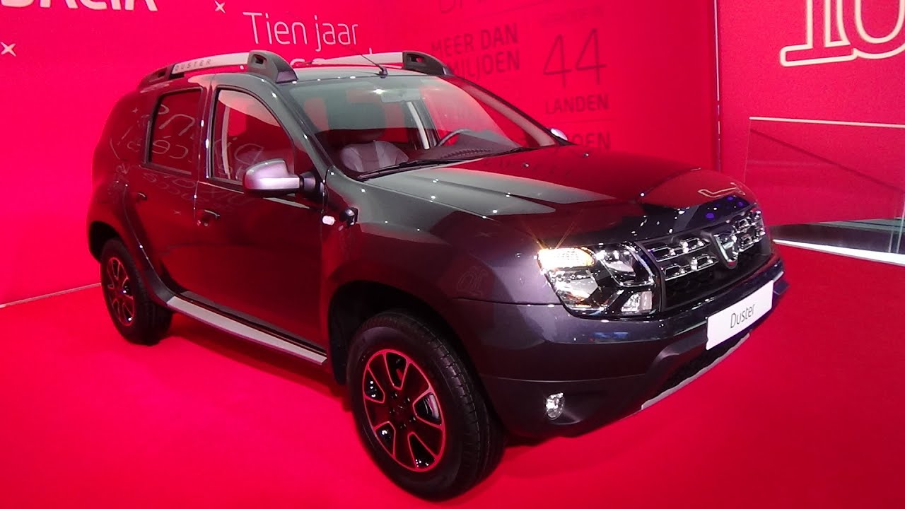 2016 dacia duster prestige 4x4 exterior and interior. Black Bedroom Furniture Sets. Home Design Ideas