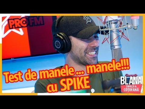 Test de MANELE, MANELE CU SPIKE | #DimineataBlana
