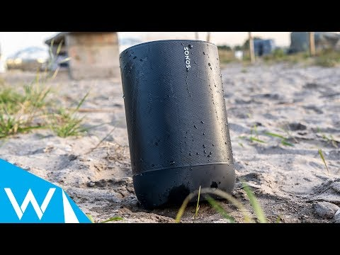 Sonos Move review | Overal goed geluid | WANT