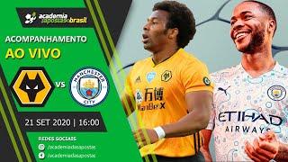 Wolverhampton vs Manchester City ao vivo - Premier League / Acompanhamento