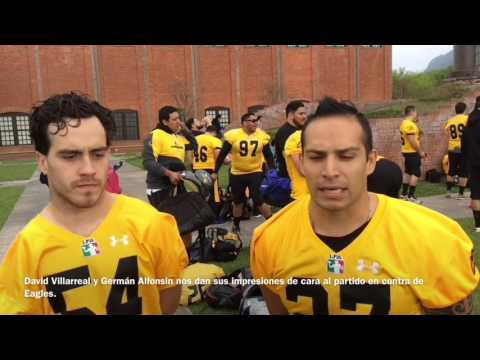 Media Day LFA| Fundidores de Monterrey