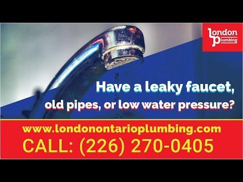 London Ontario Plumbing (226) 270-0405 - General Plumbing Repairs - Best Plumber Near Me