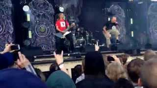 Meshuggah - Future Breed Machine, 25th Anniversary Gröna Lund 14/05/31