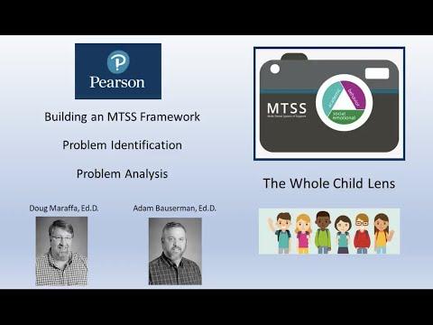 Webinar 2: MTSS Problem-Solving: Problem Identification & Problem Analysis