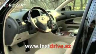 Lexus Gs300 Тест драйв www drive portal ru