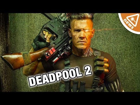 Breaking Down Our First Look at Deadpool 2's Cable! (Nerdist News w/ Jessica Chobot)