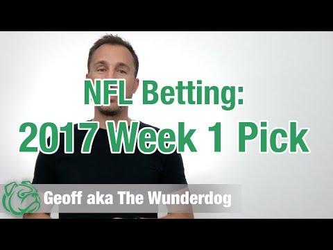 Week 1 NFL Picks: Free NFL Pick (13-3 last year)