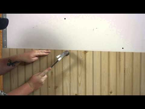 How To Install Wall Paneling Walls Paneling