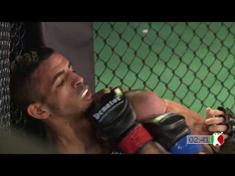 Manuel Caperna vs. Nizar Ben Amara (Venator Fight Night 2)