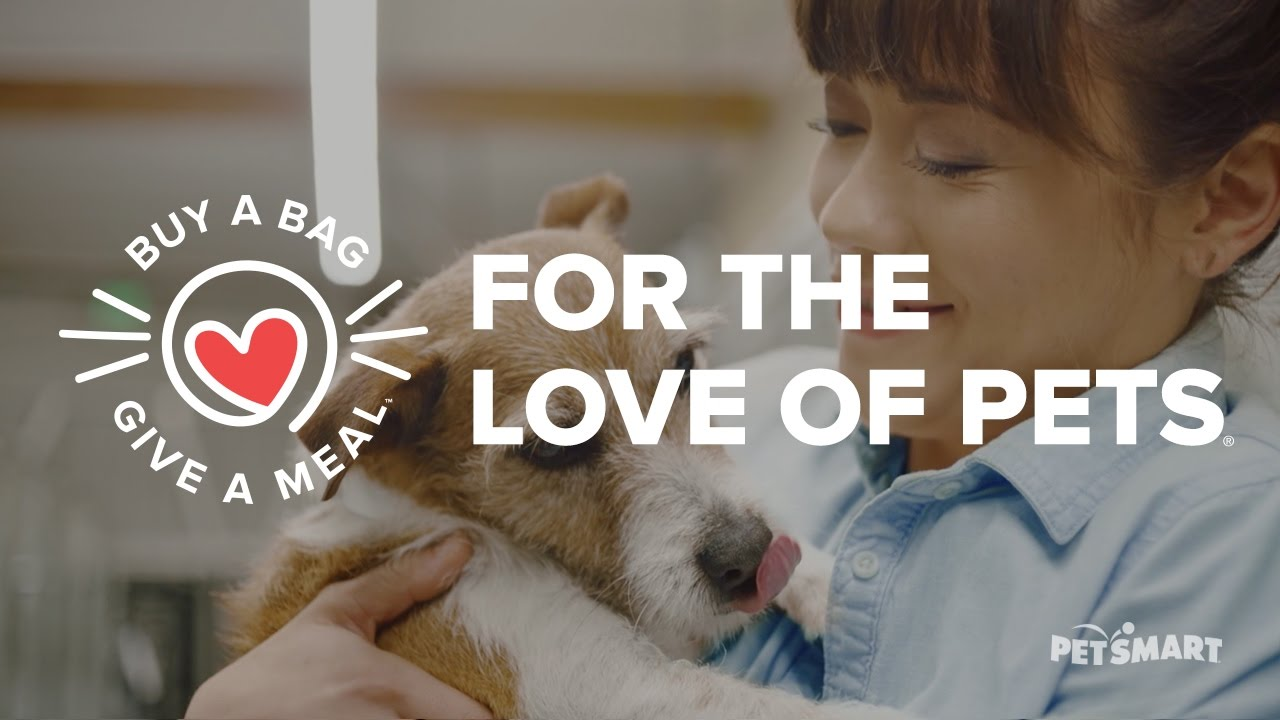 PetSmart Introduces Buy A Bag, Give A Meal - Full length (US ...
