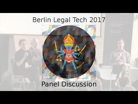 Panel Discussion - Legal Tech
