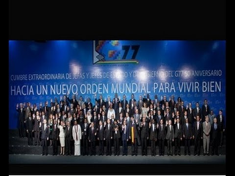 G77 Celebrates 50 Years of Leadership for the Global South