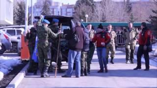 «Самара-Крым». Годовщина воссоединения Крыма с Россией. Новости