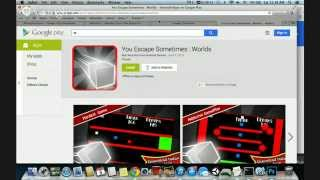 Finding ASO (SEO) keywords for game on google play, You Escape Sometimes - Live Broadcast 6 - HTMMG